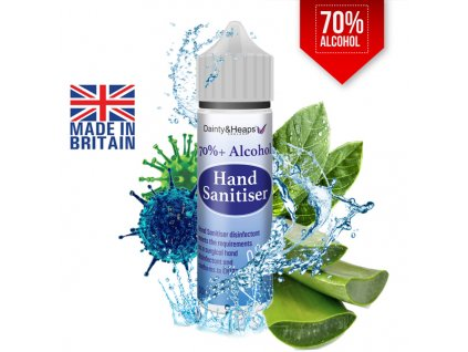Hand Sanitizer Dainty and Heaps antibakteriální roztok 50ml
