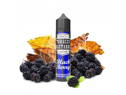 Příchuť Flavormonks Tobacco Bastards Fruit SaV Blackberry Tobacco 12ml