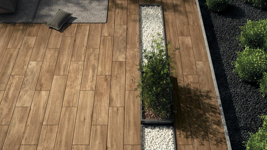 Kouzlo keramické venkovní 2cm dlažby