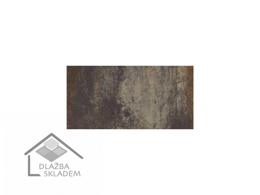 La Fenice Oxydum Rust 30x60 Rett.
