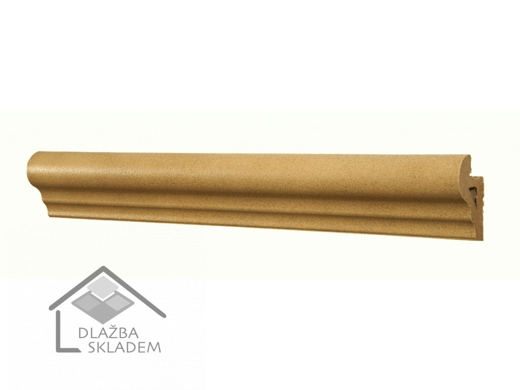 Exagres schodová lišta T-020 5x48 - výprodej
