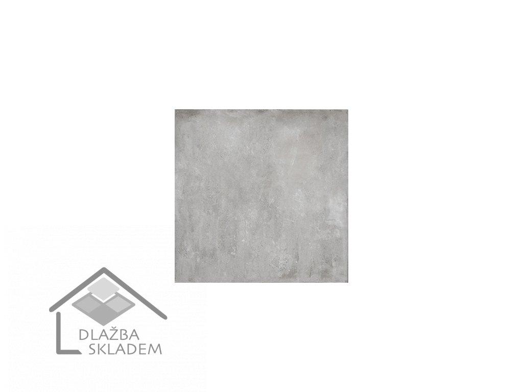 Abitare Icon Smoke 60,4x60,4 Rett. (tl. 2cm) HP