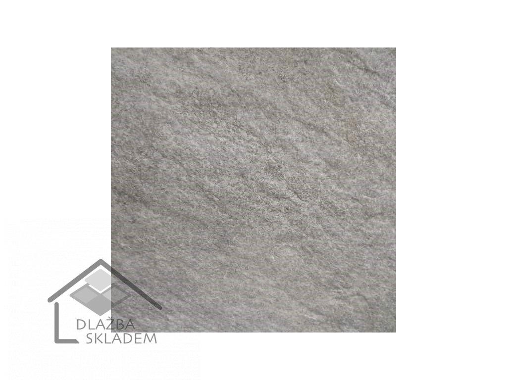 Deceram Outdoor S Q-gris 60x60 (tl. 2cm)