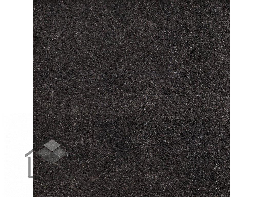 Deceram Outdoor Stones Black 90x90 (tl. 2cm)