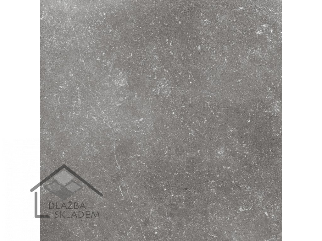 Deceram Outdoor B Grey 120x120 (tl. 2cm)