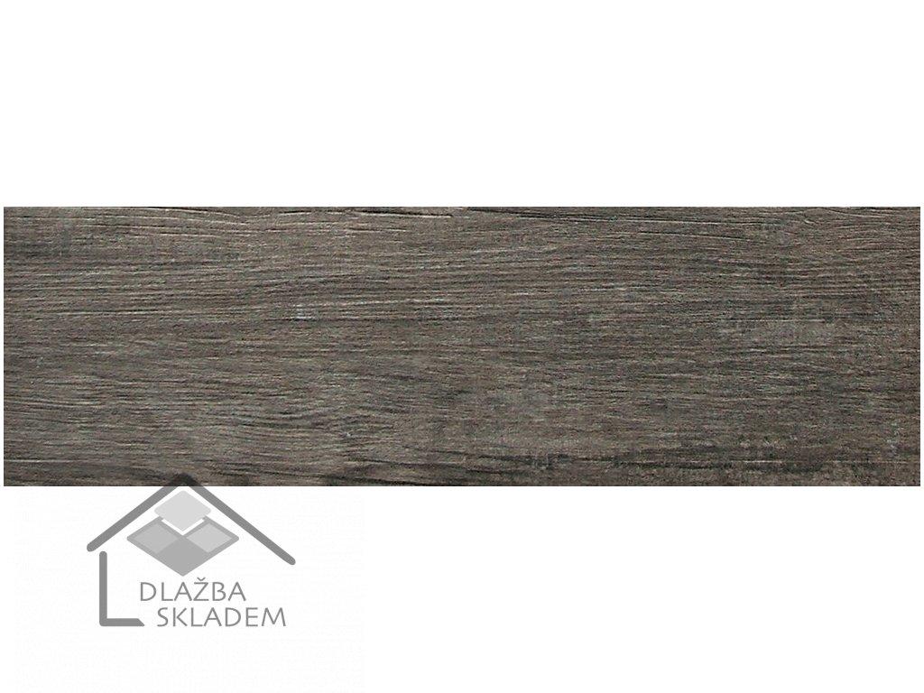 Deceram Outdoor R Graphite 40x120 (tl. 2cm)