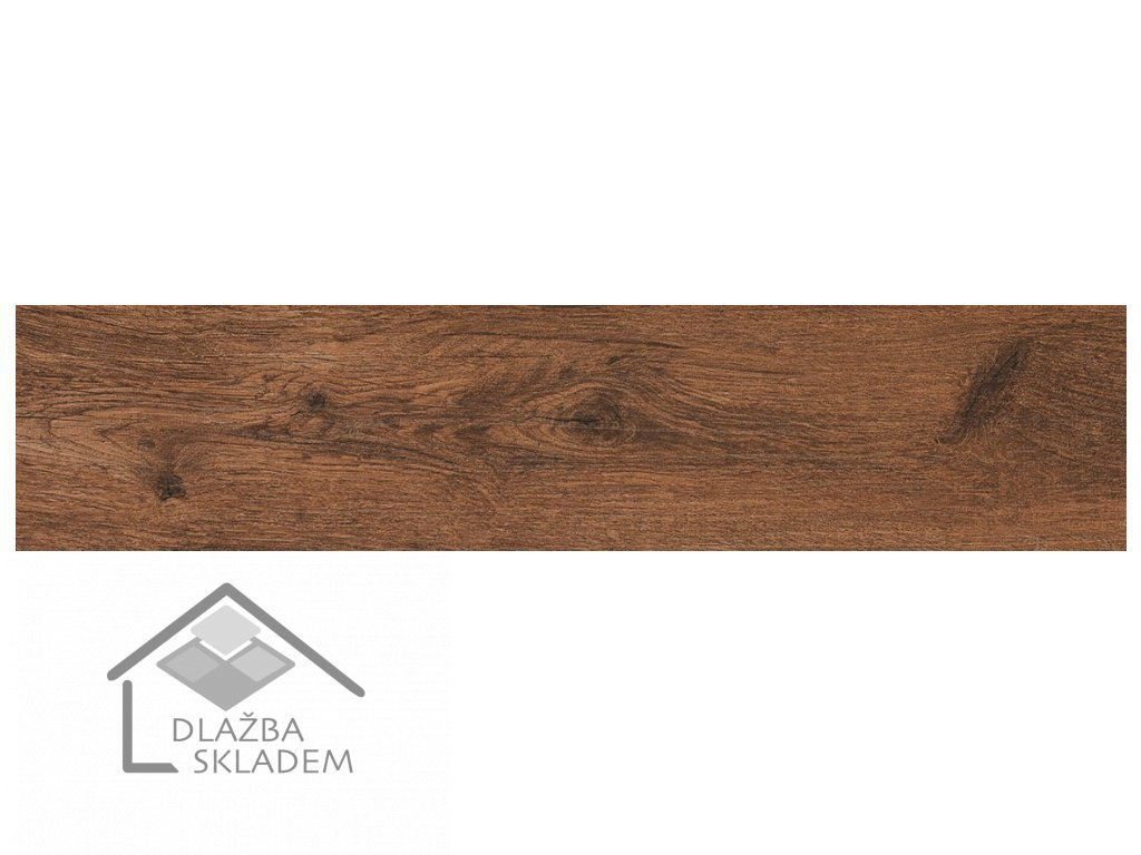 Deceram Outdoor SI Brown 30x120 (tl. 2cm)