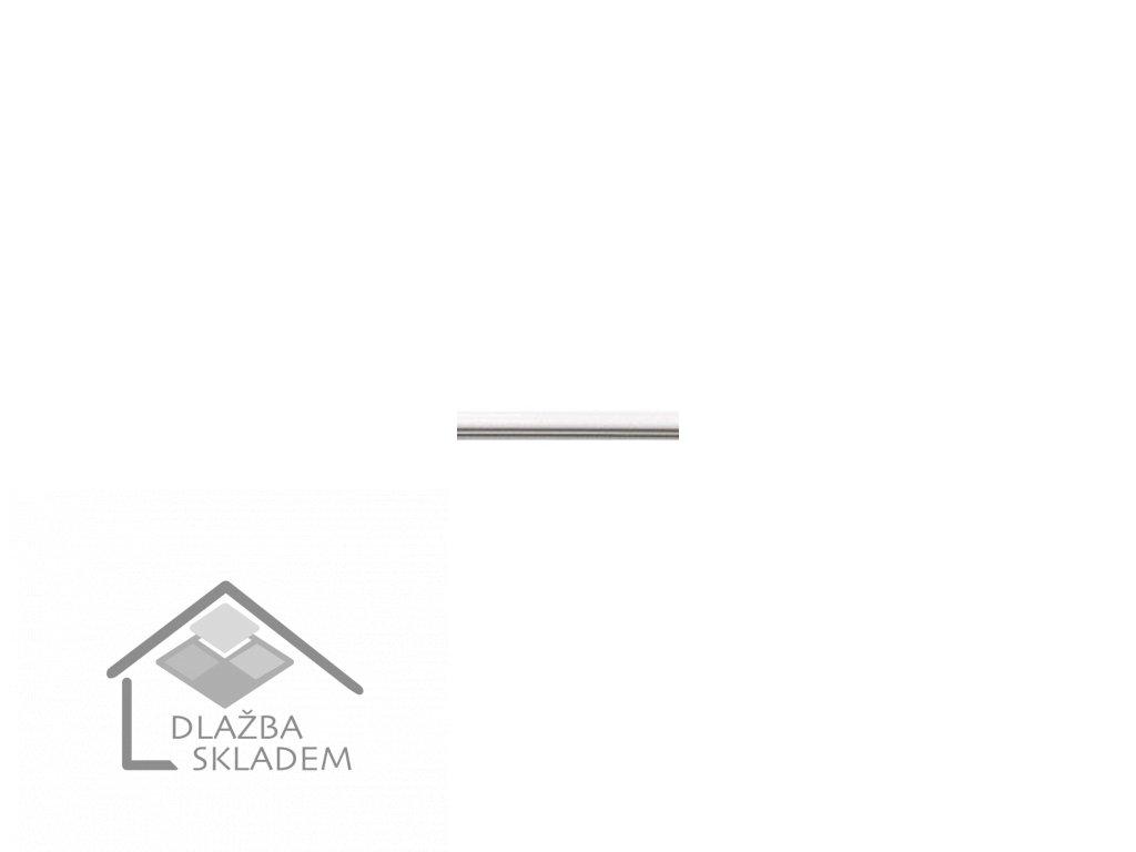 Brennero Ricordi Profilo Bianco 2,5x20