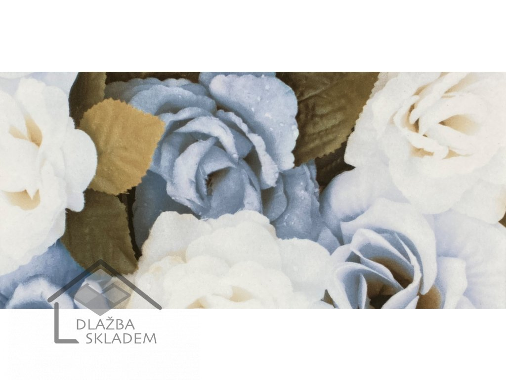 Brennero Ricordi Blooming Bleu misti 9,5x20 listela (skladem)