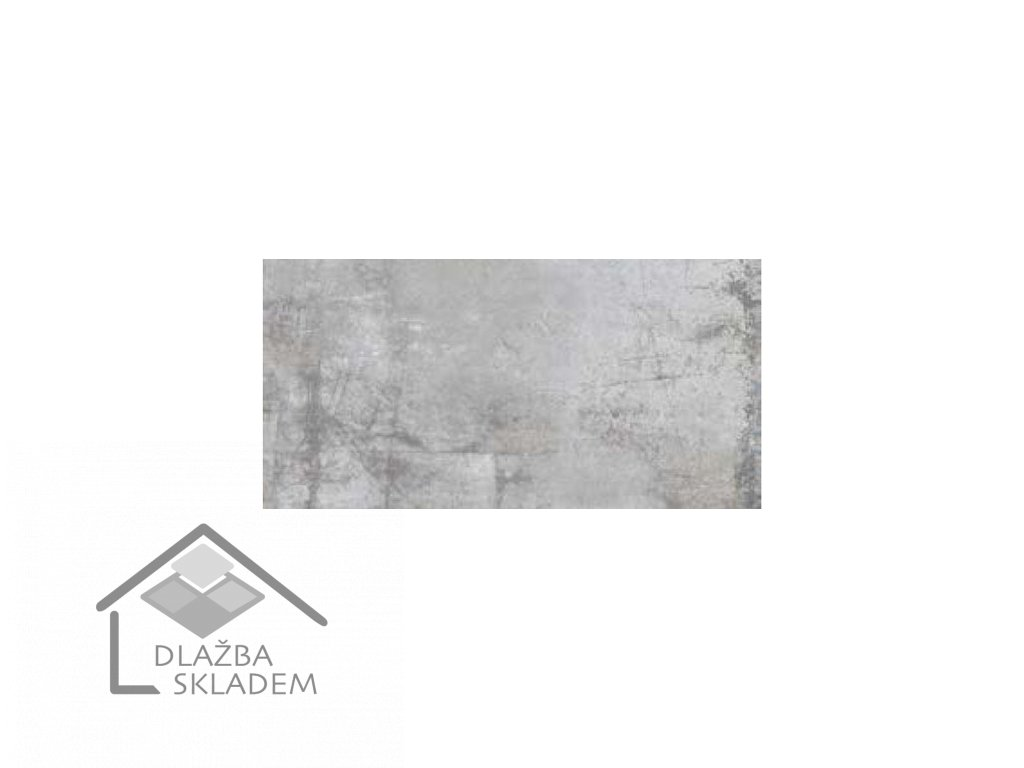 La Fenice Oxydum Silver 61,5x61,5 Nat.