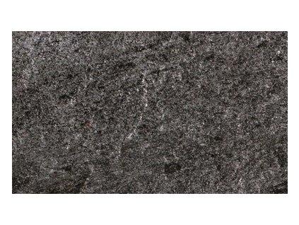 Deceram Outdoor Q Black 45x90 (tl. 2cm)
