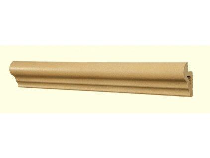 Exagres schodová lišta T-201 5x36 - výprodej