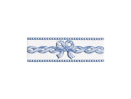 Brennero Ricordi Fiocco Bleu list. alto 6,5x20