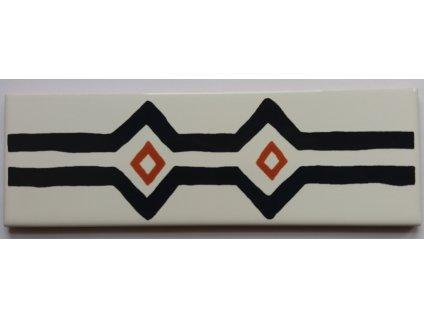 Ricchetti Laura Fiume Rhombo 6,5x20