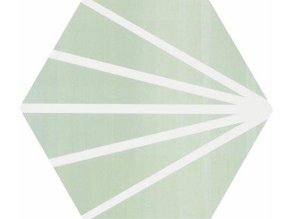 Bestile Meraki Verde 19,8x22,8 (1.jakost)