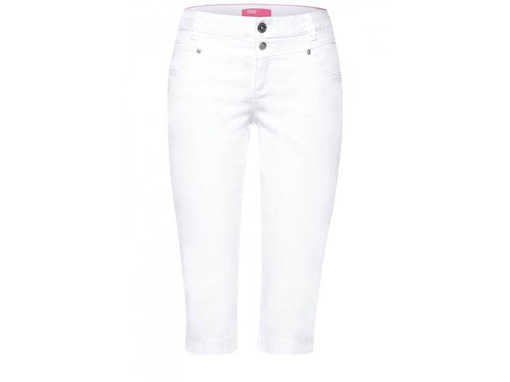Street One bílé 3/4 kalhoty Yulius