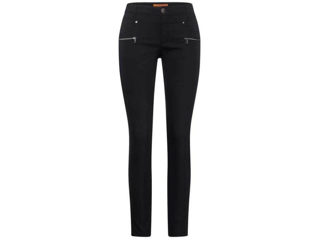 Street One černé kalhoty