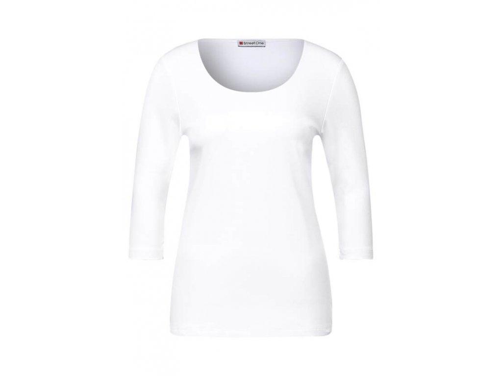Street One bílé triko Palmira