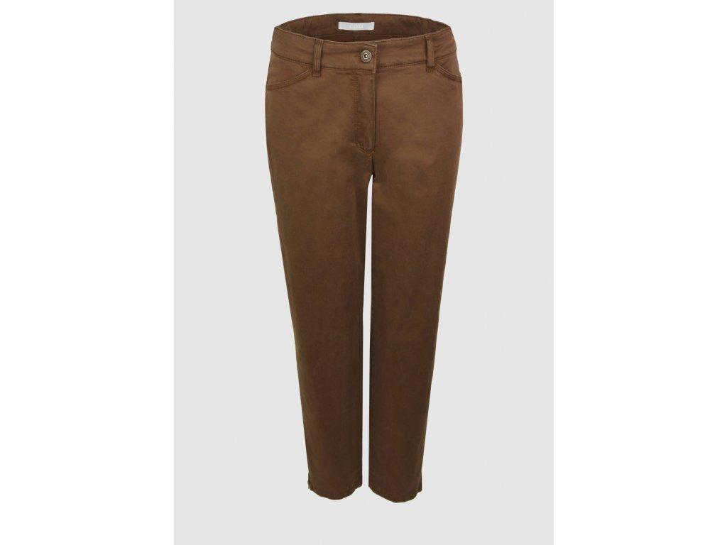 Bianca skořicové kalhoty Denver 70007