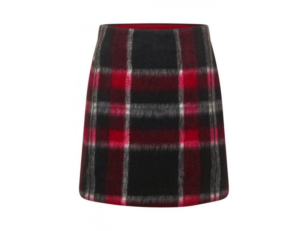 Street One kostkovaná zimní sukně Maja 360969