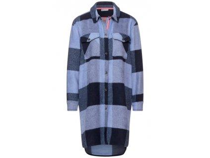 Street One zateplená dlouhá košile 211462