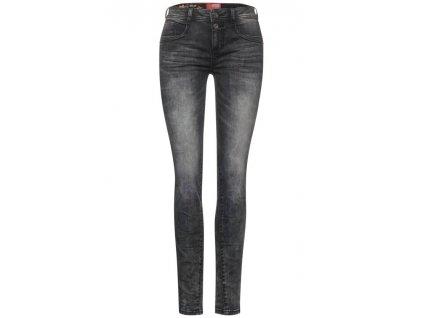 Street One  šedé jeans