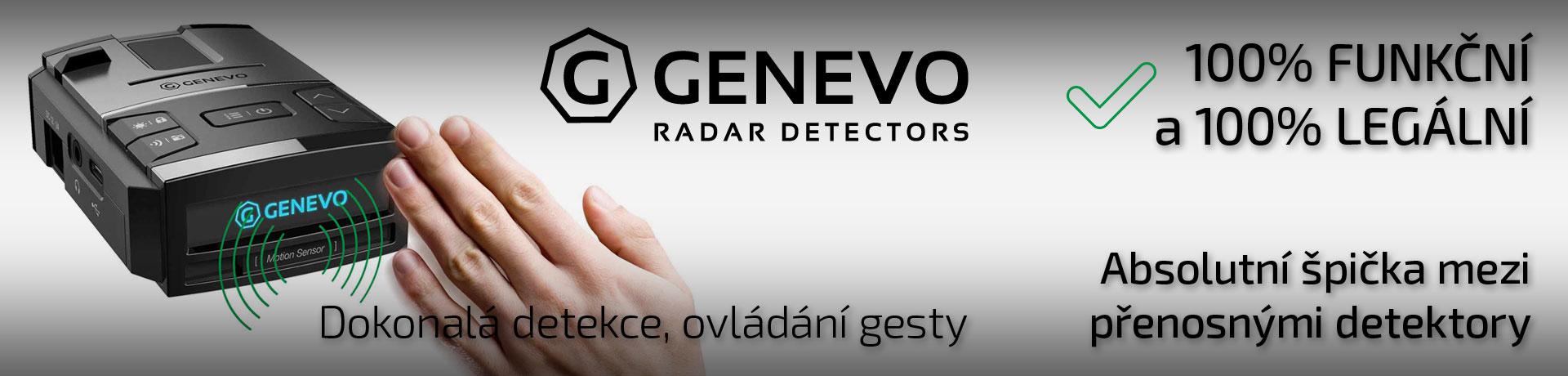 Antiradary GENEVO