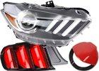 Osvětlení a doplňky (Dodge CHARGER)