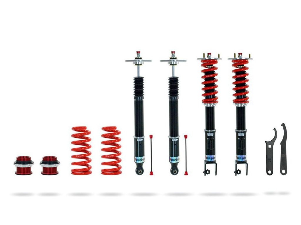 Pedders Extreme XA Coilover Kit 50mm arm