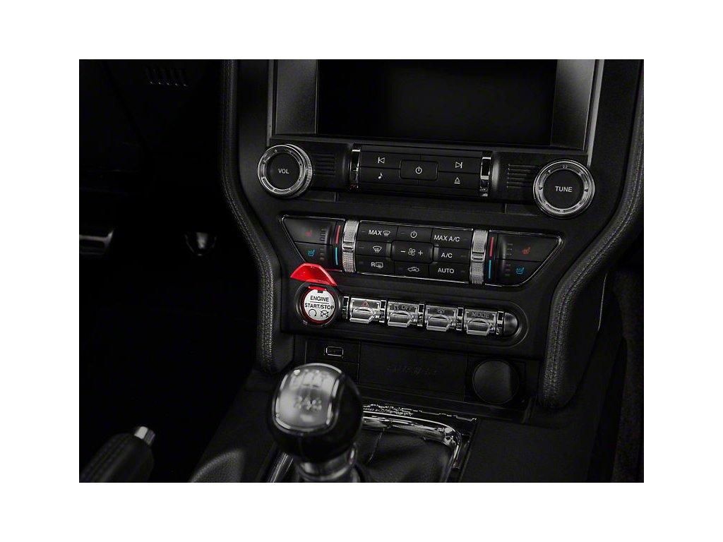 MMD Start Button Cover (MUSTANG 15-20 all)