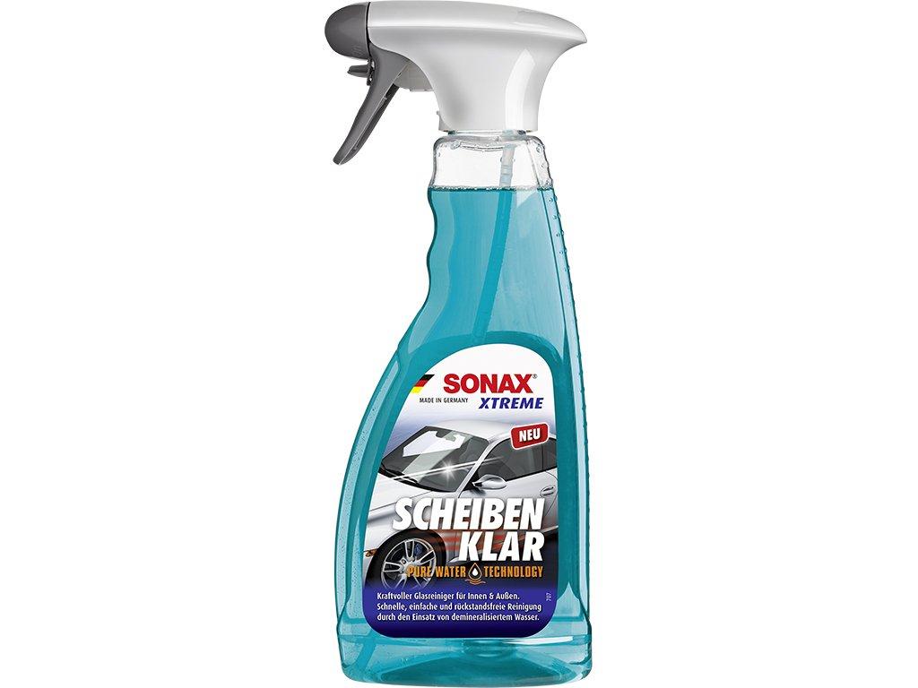 SONAX XTREME Čistič oken - 500 ml