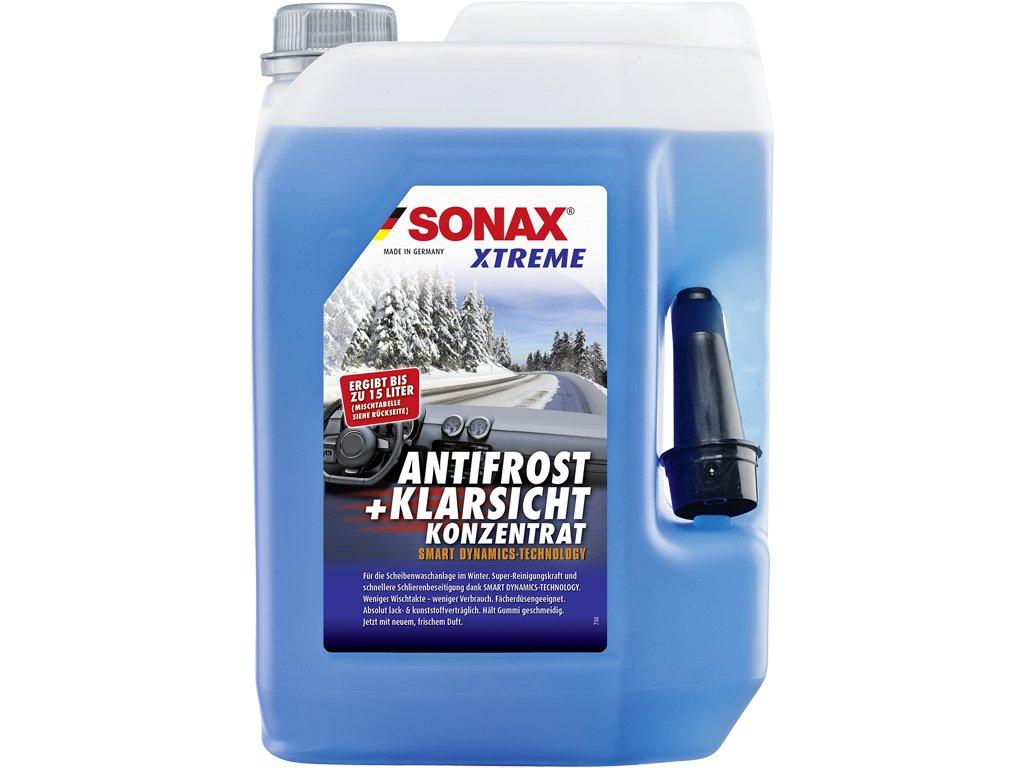 SONAX XTREME Zimní kapalina do ostřikovačů - koncentrát do -70°C - 5 l