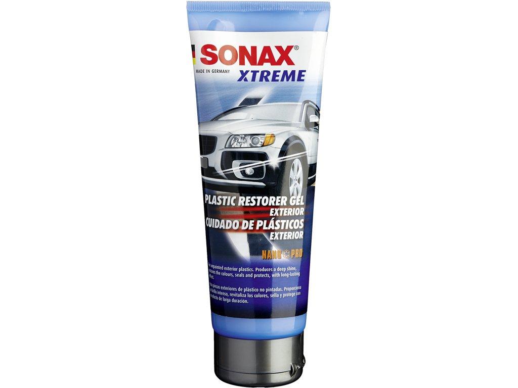 SONAX XTREME Ošetření vnějších plastů - 250 ml