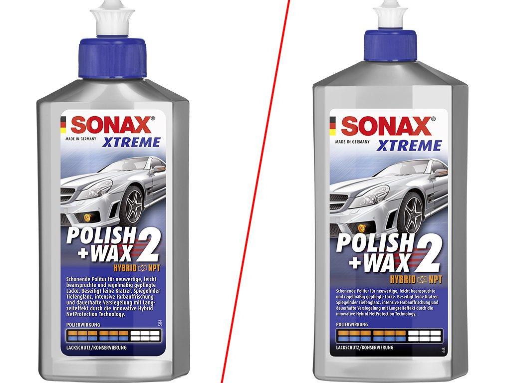 SONAX XTREME Polish & Wax 2