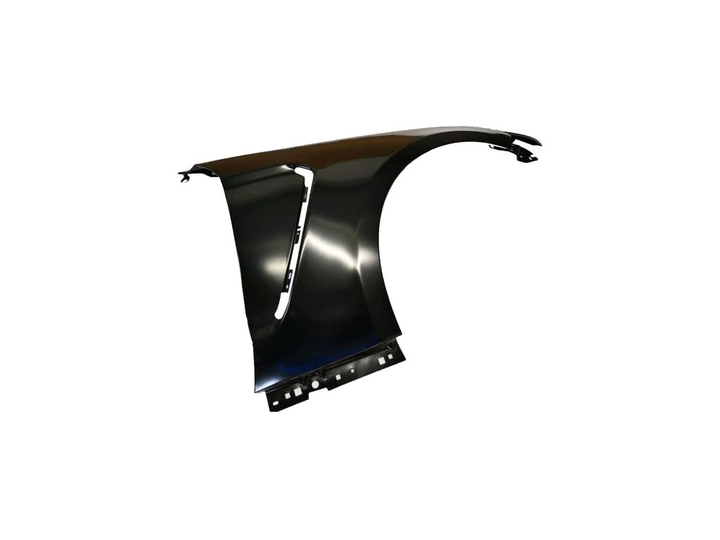 GT350 Style Replacement Fenders - Aluminum (MUSTANG 18-20 GT, Ecoboost)