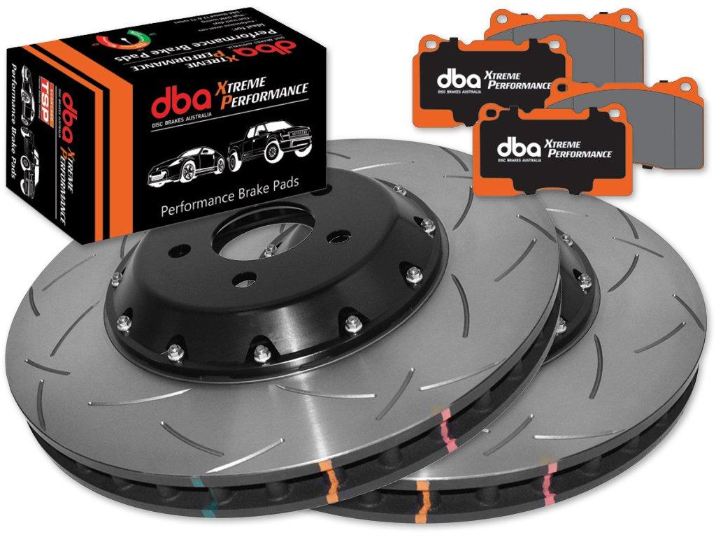 DB 5000 FRONT kit