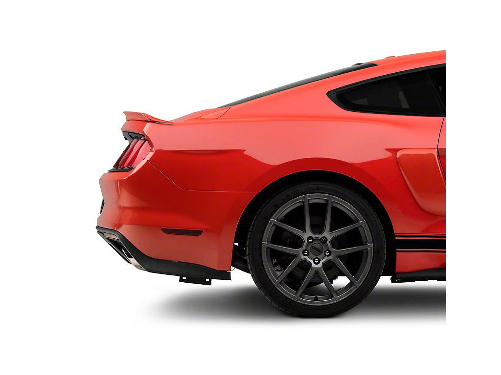 GT350 Style Rear Bumper & Diffuser Kit (MUSTANG 15-17 all)