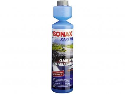 SONAX XTREME Letní kapalina do ostřikovačů 1:100 - 250 ml