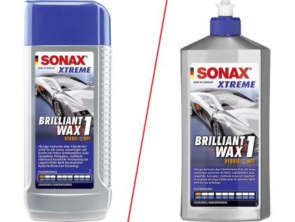 SONAX XTREME Brilliant Wax 1