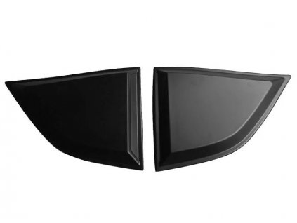 XE Style Window Louvers Scoops (CHALLENGER 08-19 all)