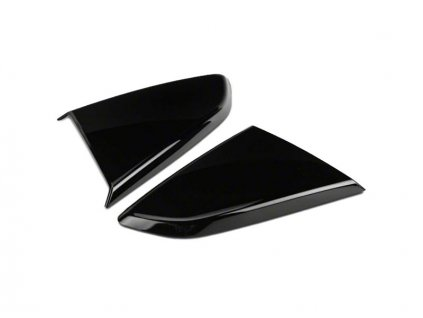 Quarter Window Scoops (MUSTANG 15-20 Fastback)