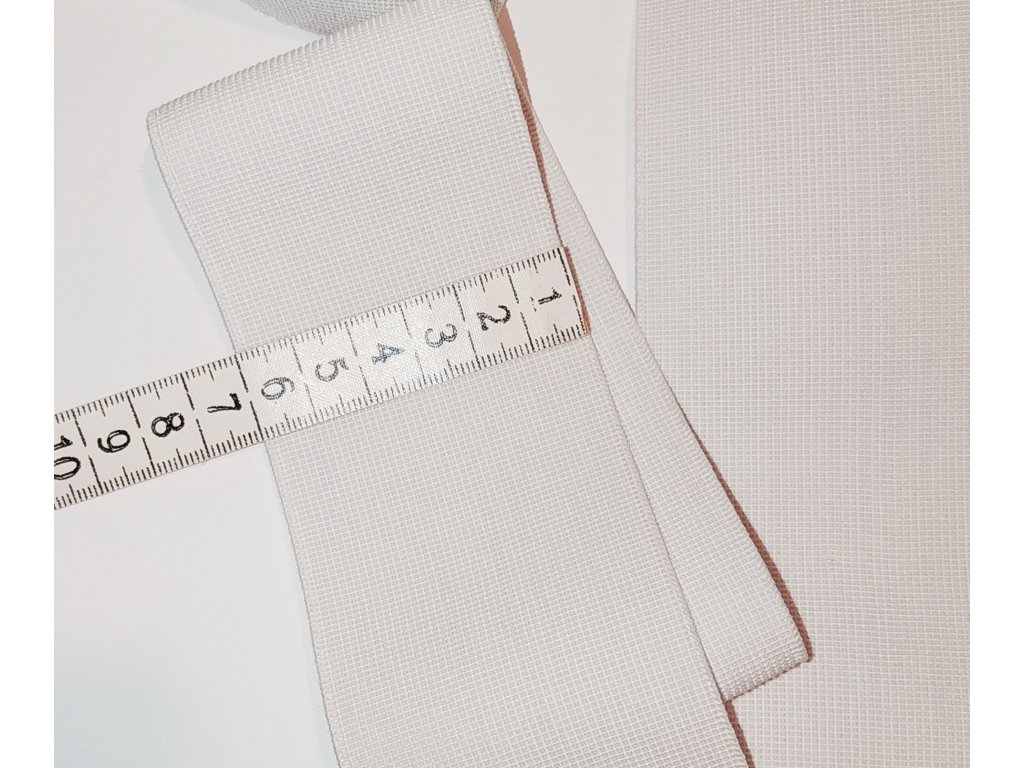 Guma tkaná hladká š. 6 cm