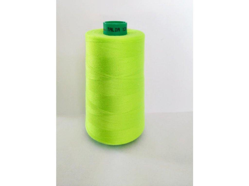 neon zelená polimex