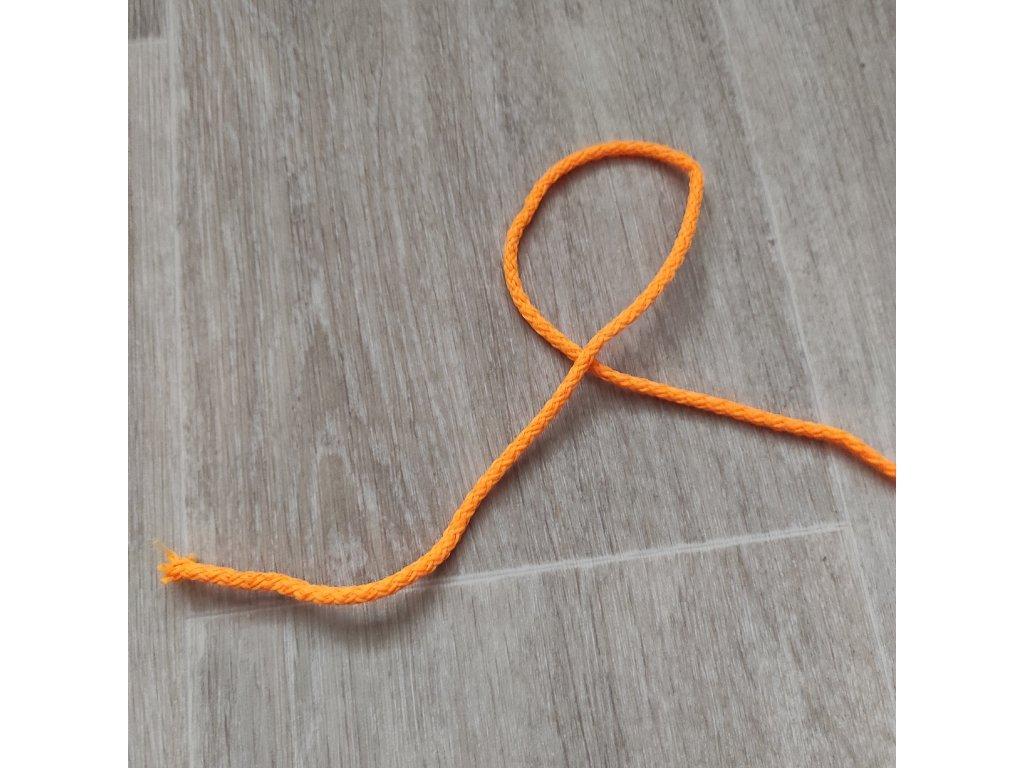 snura odevní neon oranž
