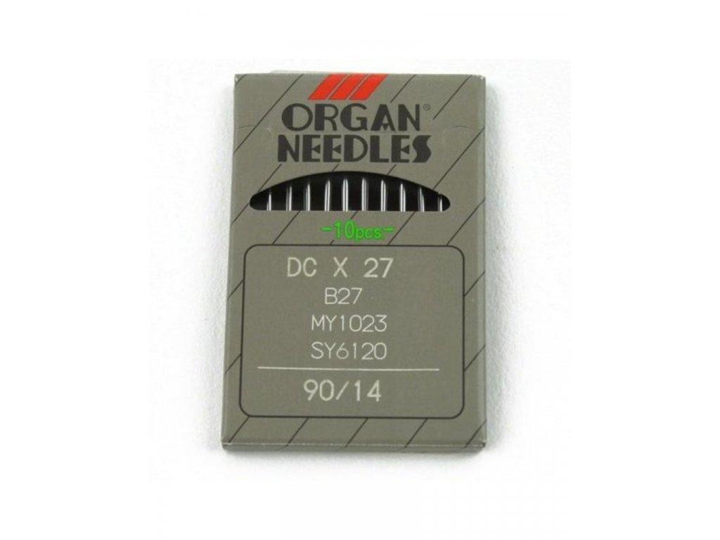 organ dcx27 b27 90 14