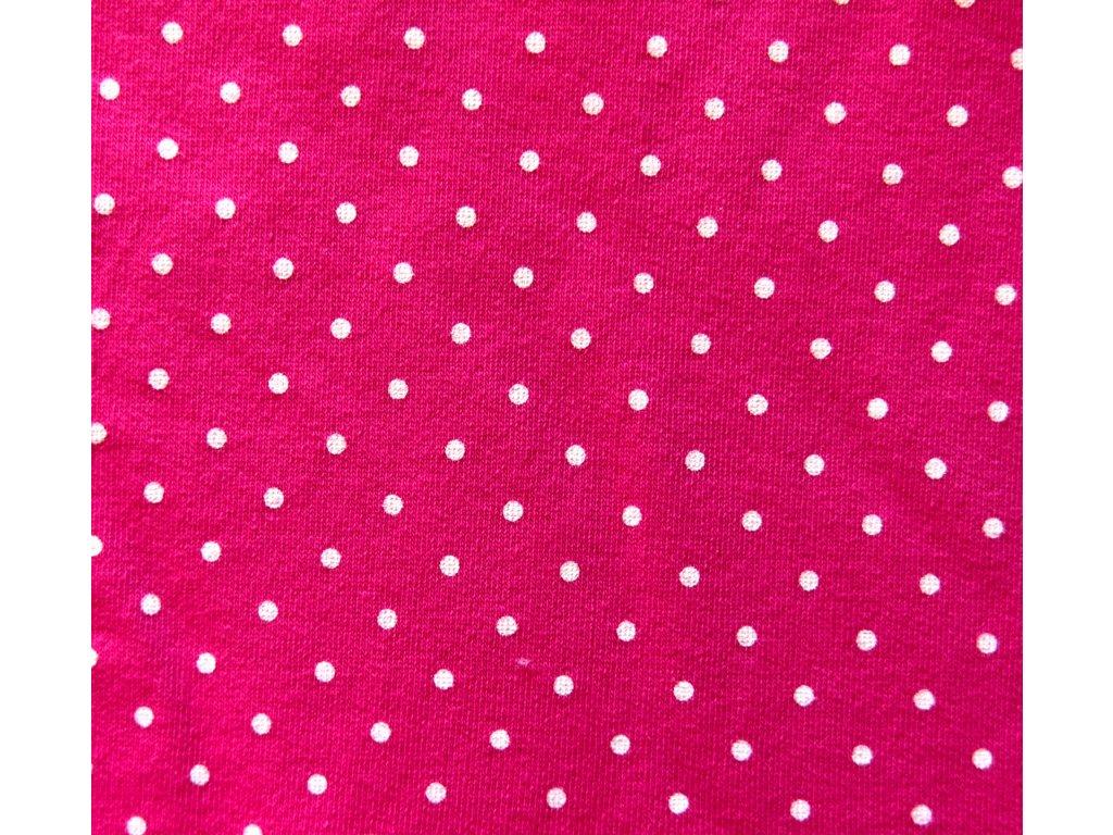 puntík na růžové