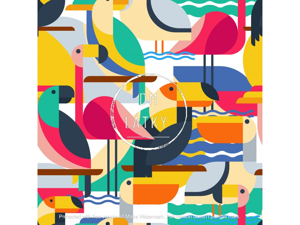 shutterstock 350752946 tropičtí ptáci logo