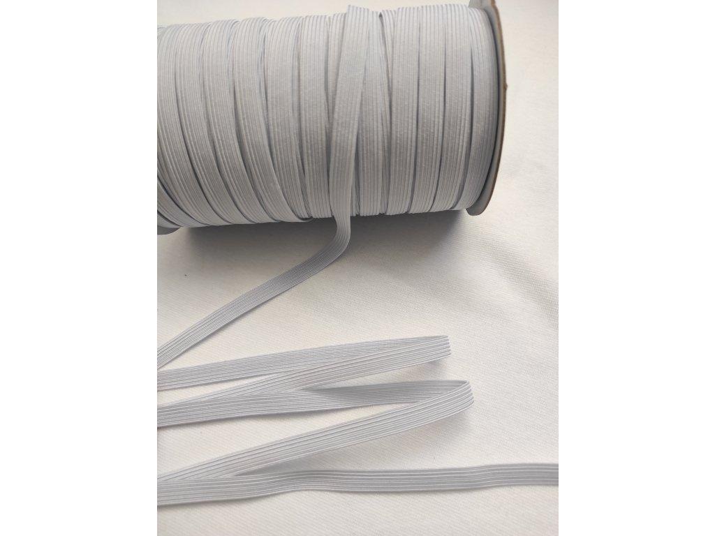 Guma tkaná hladká š. 1 cm
