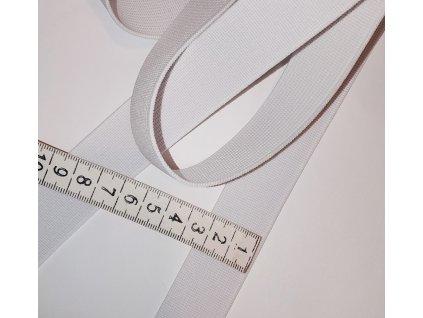 Guma tkaná hladká š. 2,5 cm
