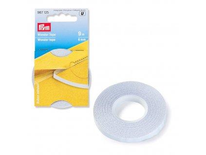 pruhledna lepici paska wonder tape prym 6 mm (1)